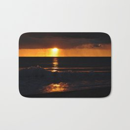 West Coast Sunset Bath Mat