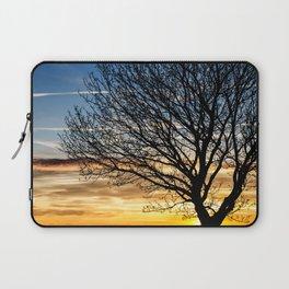 Tree Sunrise 2 Laptop Sleeve