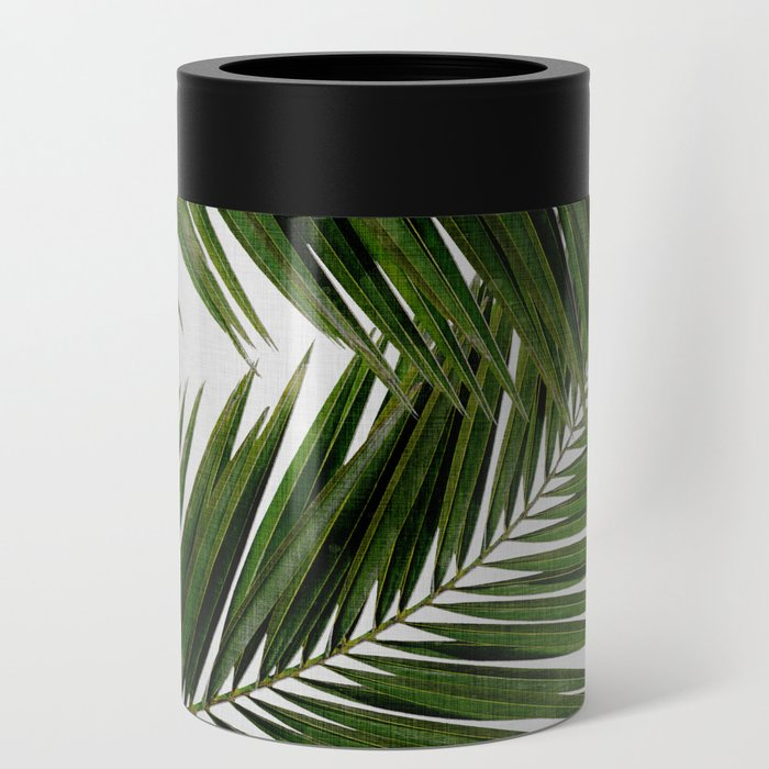 Palm Leaf III Can Cooler