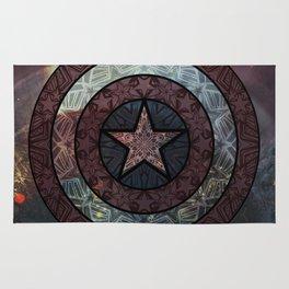 America Mandala Rug