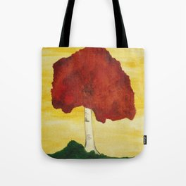 When Summer Ends Tote Bag