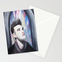 Morrisey in Church Stationery Cards