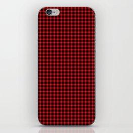 Cunningham Tartan iPhone Skin