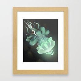 Spore Framed Art Print