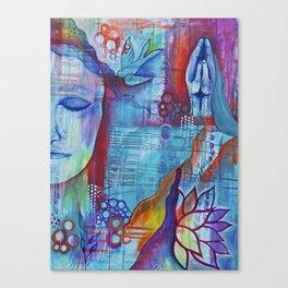 Awaken the Spirit Within Canvas Print