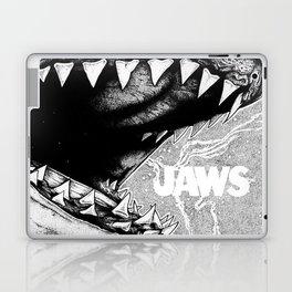 Jaws. Alternate version. Laptop & iPad Skin