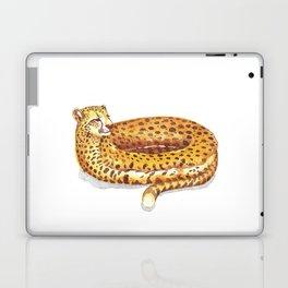 Cheetah Doughnut Laptop & iPad Skin