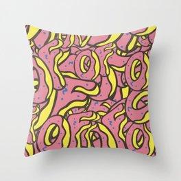 that's odd... | bleu's creations. Throw Pillow