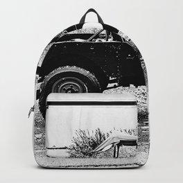1955 Land Rover - Mavis Backpack