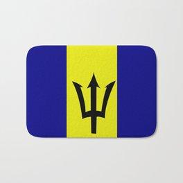 Flag of Barbados Bath Mat