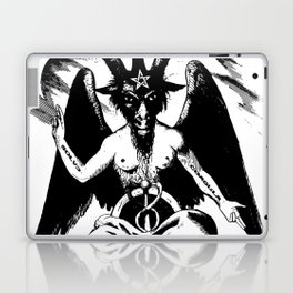 Der Baphomet Laptop & iPad Skin