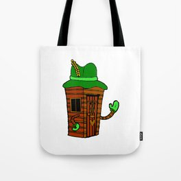 Ol' Mr. Growgrass The Shed Tote Bag