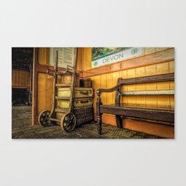 Days Away Canvas Print