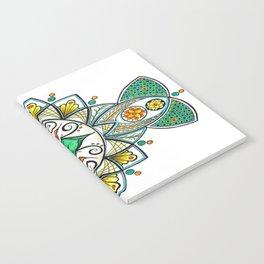 Mandala Tangle Notebook