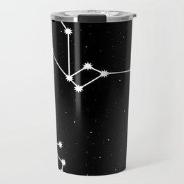 Sagittarius Astrology Star Sign Travel Mug