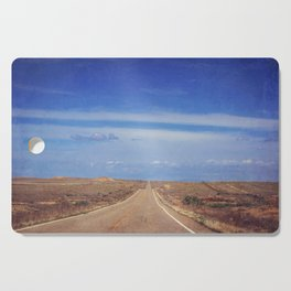The Long Road Home Cutting Board