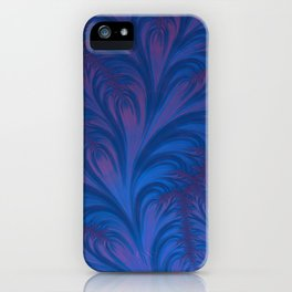 Stacking Hearts - Fractal Art iPhone Case