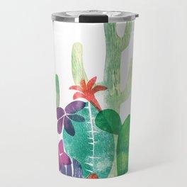 Blooming Desert Travel Mug