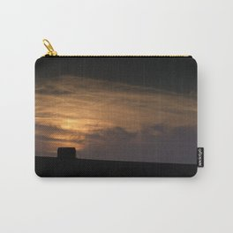 Pillbox Sunset Carry-All Pouch