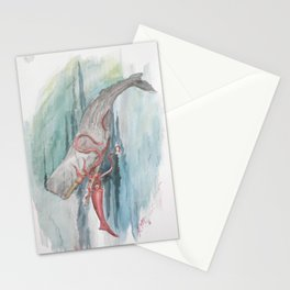 Friendly Disagreement Stationery Cards