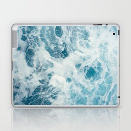 Rough Sea - Ocean Photography Laptop & iPad Skin
