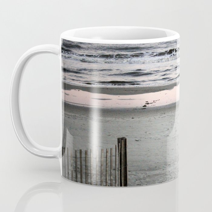 Beach Entrance Coffee Mug