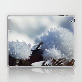 Ice Crystals Laptop & iPad Skin