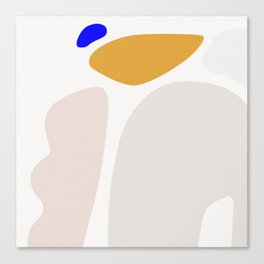 Shape Study #12 - Arch Canvas Print