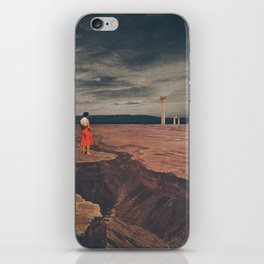 Across The History iPhone Skin