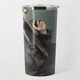 Hugh Jackman 3 Travel Mug