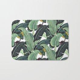 banana leaf pattern Bath Mat