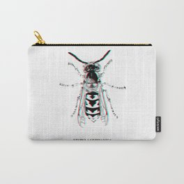 Vespula Germanica (german wasp) Carry-All Pouch