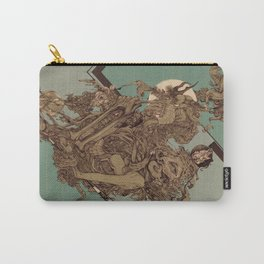 Remember Mind Carry-All Pouch
