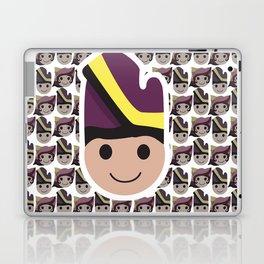 Iconic Headdresses - West Sumatra (Male Version) Laptop & iPad Skin