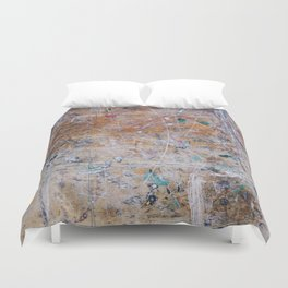 Crumbs From Your Table Duvet Cover