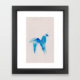 Blade Runner| Unicorn Framed Art Print