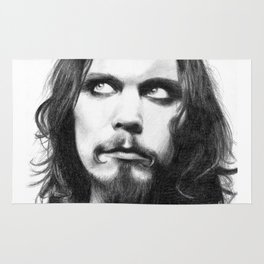 This is not Jesus but actually might be Rug