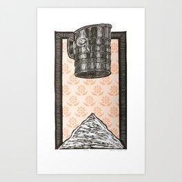 Recall Art Print