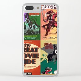 Other Amusement Rides Clear iPhone Case