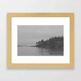 3. BC Framed Art Print