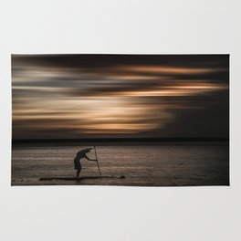 Get up and Dream Rug
