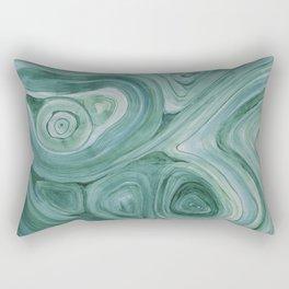 Malachite1 Rectangular Pillow