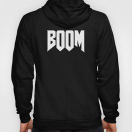 boom {video game novelty}. Hoody