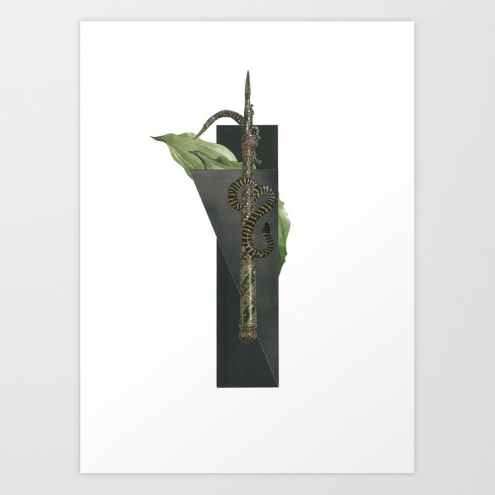 Untitled.3 Art Print