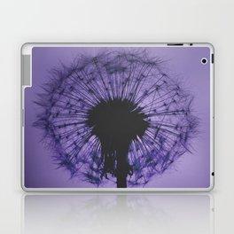 DANDELION PURPLE Laptop & iPad Skin