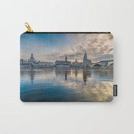Sunset on Elbe Carry-All Pouch