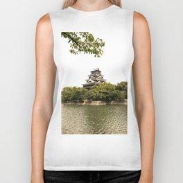 Hiroshima Castle Biker Tank