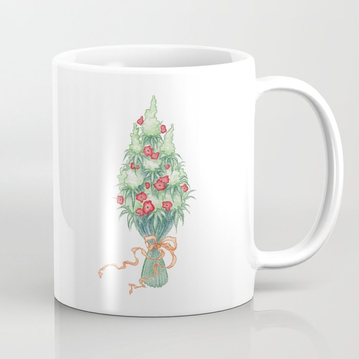 Poppies n Weeds Coffee Mug