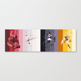 RWBY Canvas Print