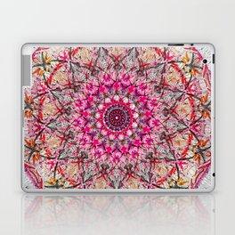 mandala pink colorfull Laptop & iPad Skin